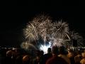Cool fireworks in Quebec City.