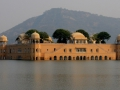 Lake Palace in Jaipur. It's closed to tourists because of renovations.