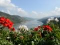 Rhine river valley.