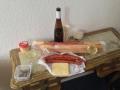 Delicious German foods :).