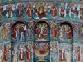 Painted monasteries, Romania.