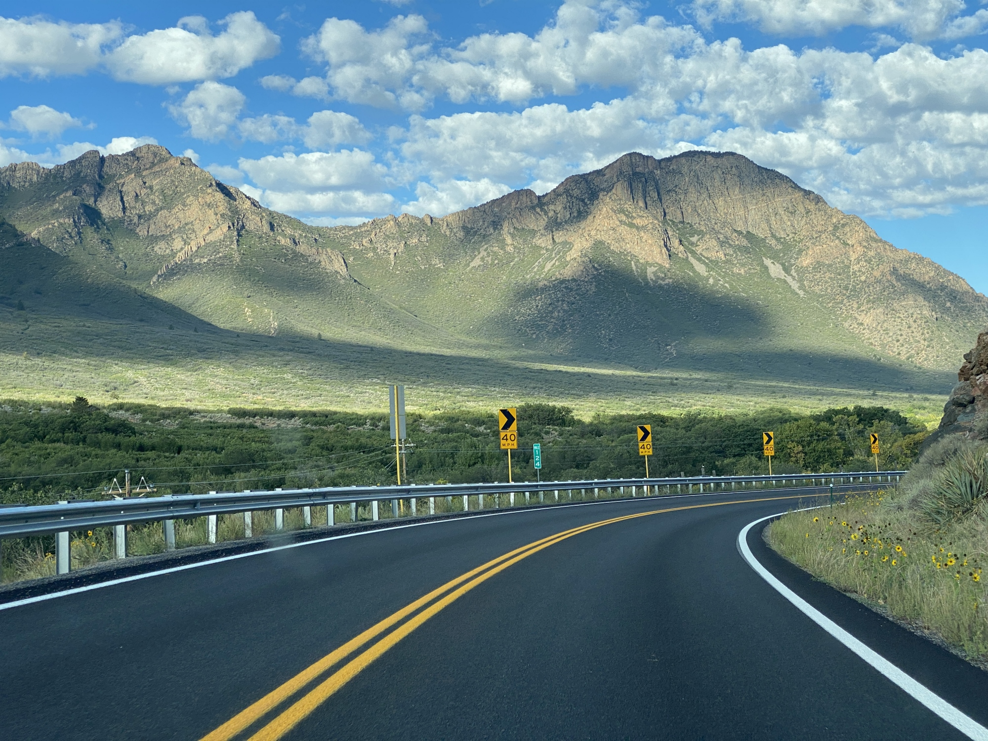 Colorado Highway 141 Between Grand Junction and Cortez