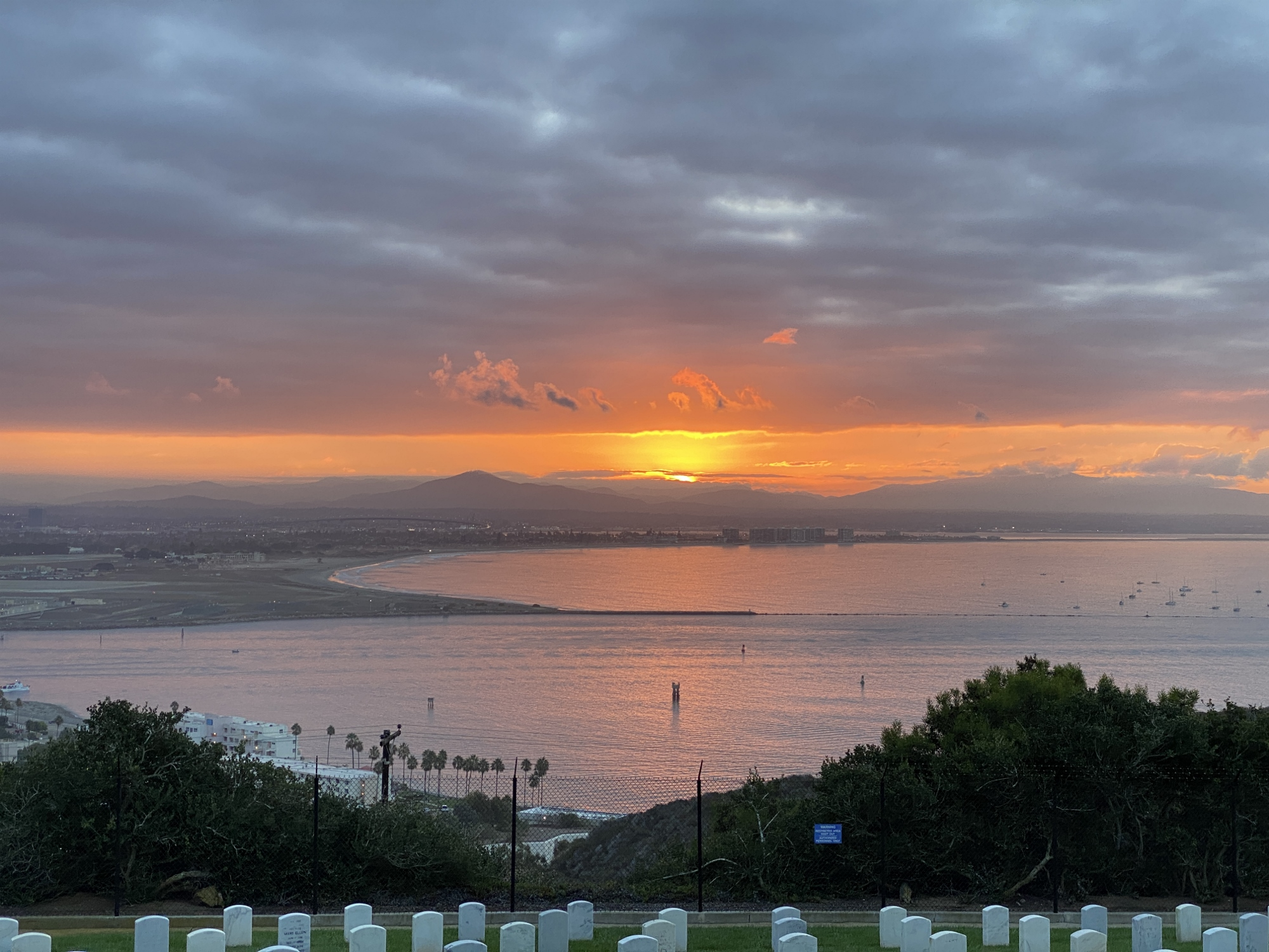 Sunrise, OB