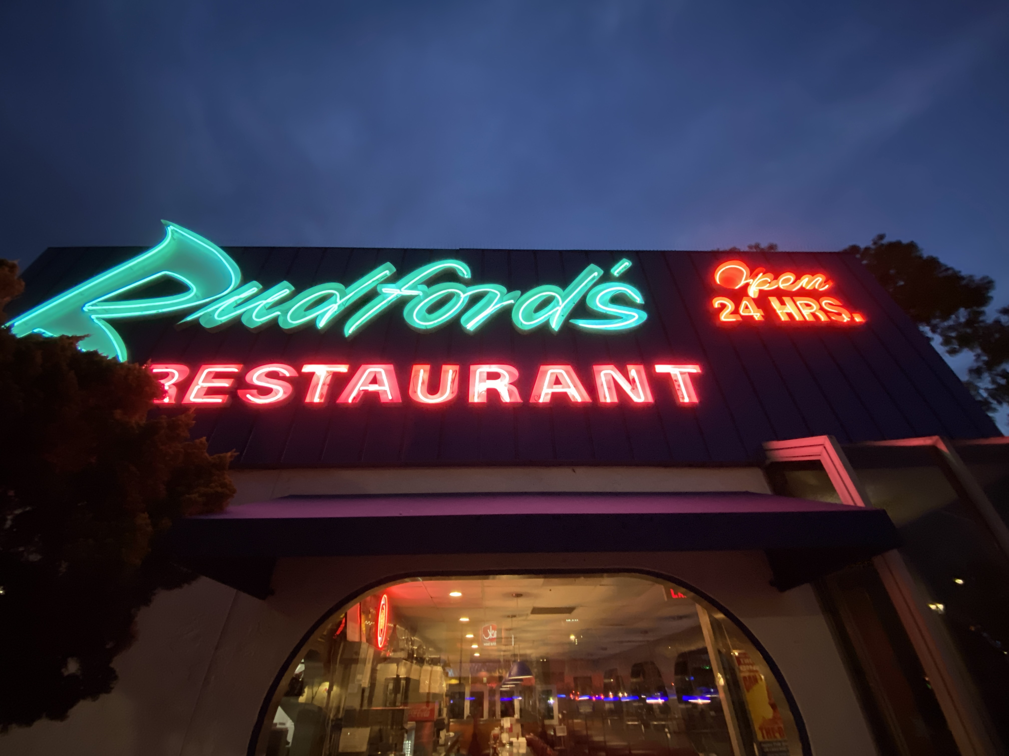 An early breakfast is hard to find in San Diego. Prior to the pandemic is was super easy. Rudford's was the preferred choice for us!