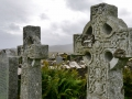 Cemetary in the Isle of Skye.