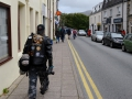 Bikers are constant throughout the worl d- we saw this guy in Portree, Scotland.