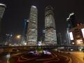 Downtown Shanghai.