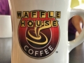 Wafflehouse has surprisingly delicious breakfast for a very reasonable cost.
