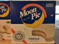 Moon pies are weird; they are not delicious and they taste like fluff. Moon pies were invented in Chattanooga so they are easily found around the south.