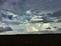 We drove through some pretty strong storms while in SC.