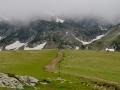 Rila Lakes trail.