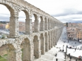 Roman Aquaduct, Segovia, Spain