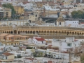 View from Seville Cathedral, Spain