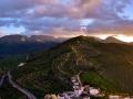 View from Zahara de la Sierra, Spain