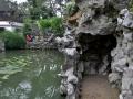 Rock ga.rden in Suzhou.