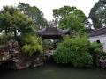 Rock garden in Suzhou.