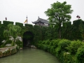 Original Suzhou city walls.