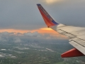 Taking off from Nashville