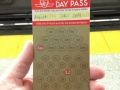 The transit passes for one day were a steal ($11) and were super helpful!