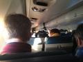 Super boring plane rides.