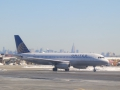 Newark Airport was pretty cool with NYC in the background.