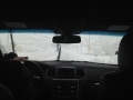Having a driver was flat out awesome. I luckily avoided terrible weather in Chicago.
