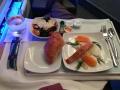 Amazing food on a plane!