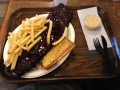 AMAZING ribs while traveling - a local favorite!