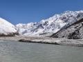 Himalaya mountians.