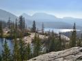 Clyde Lake area of the Uintas in Utah.
