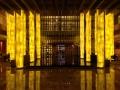 Marriott in Shenzhen had a distinct dungeon feel.
