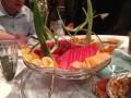 Beautiful fruit dish!