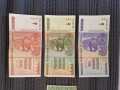 Zimbabwe money no longer exists for actual use but is now used for selling to tourists. We are billionaires :).
