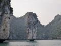 Ha Long Bay area.
