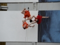 A dance troupe at the Kennedy Center which specializes in dancing on the side of buildings.