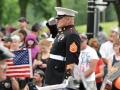 The Lone Marine at Rolling Thunder