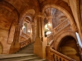 Million dollar staircase in the Capitol building.