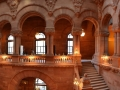 Million dollar staircase in the Capitol.