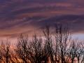 Sunset in Denver