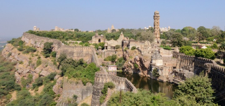 Chittogarh-fort.-I-hopped-a-fence-and-wallked-the-fort-walls-to-get-this-photo