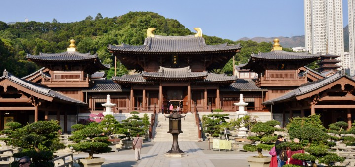 Buddhist-temple-in-Hong-Kong.-It-was-also-a-nunnery