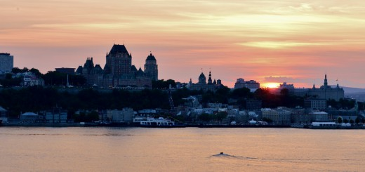 Sunset-in-Quebec-City