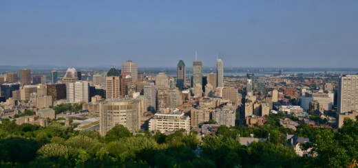 Montreal-Skyline-from-Mount-Royal