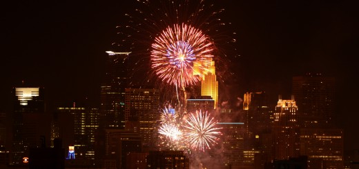 Fireworks-in-Minneapolis