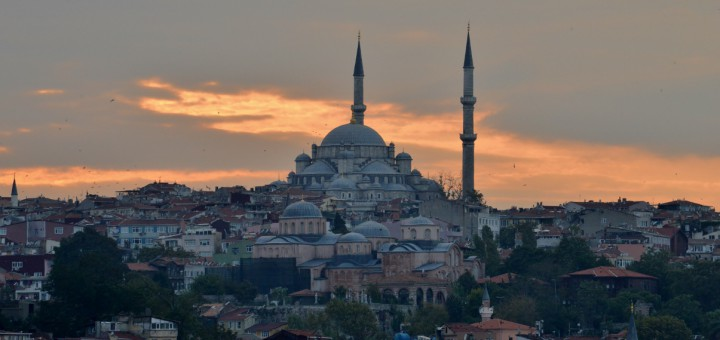 Sunset-in-Istanbul