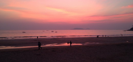 Sunset-in-Goa